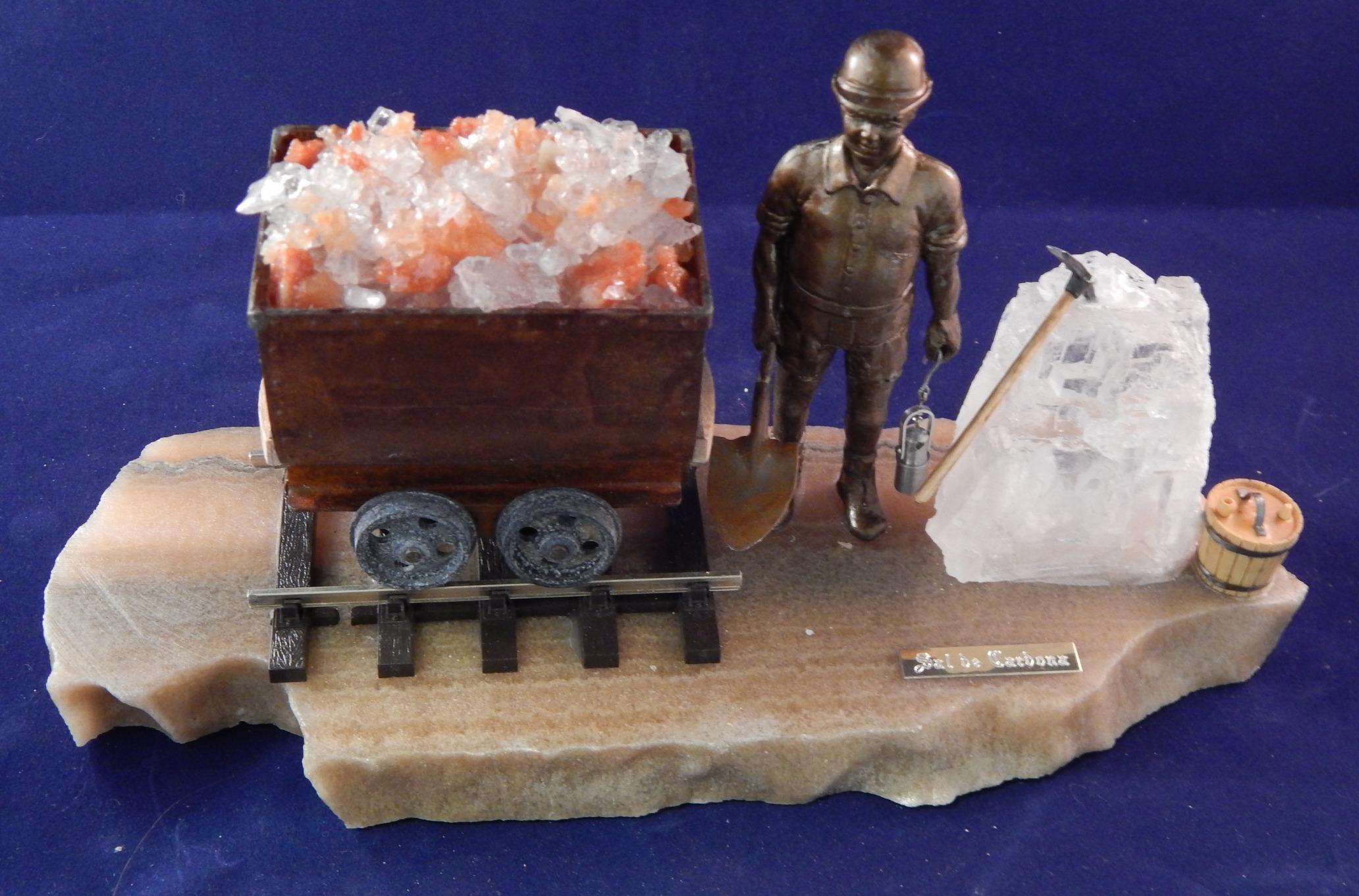 Art Sal nº 55 Miner