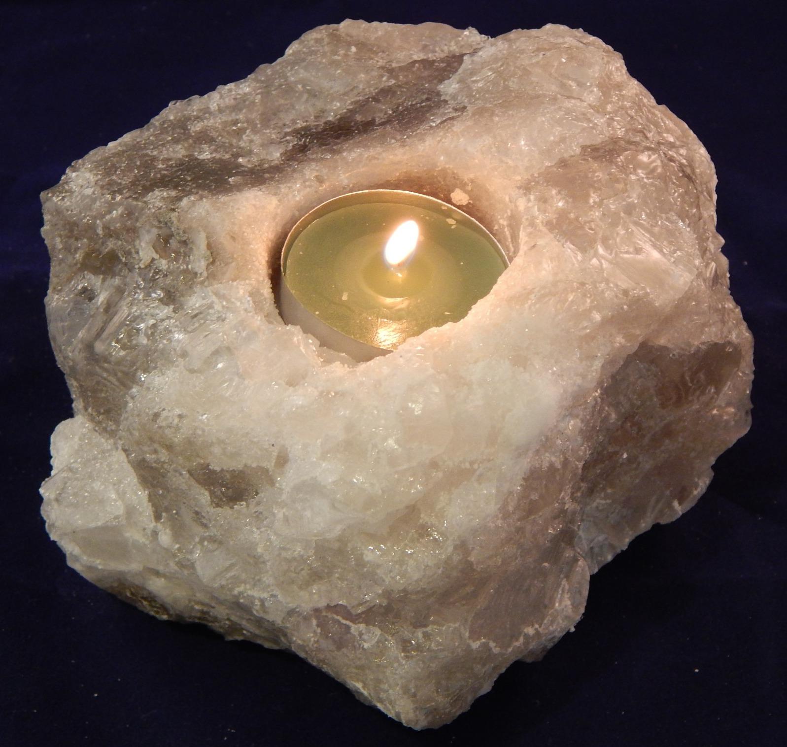 Art Sal nº 34 Pedra amb Espelma